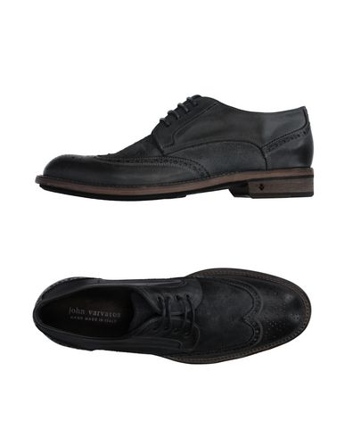 Обувь на шнурках JOHN VARVATOS 11123972AB