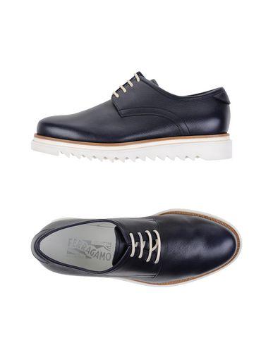 Обувь на шнурках SALVATORE FERRAGAMO 11124435CM