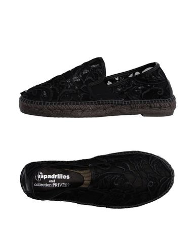 Эспадрильи ESPADRILLES AND COLLECTION PRIVEE? 11124787MA
