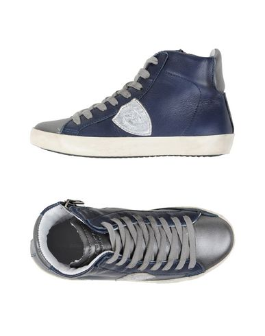 PHILIPPE MODEL Высокие кеды и кроссовки