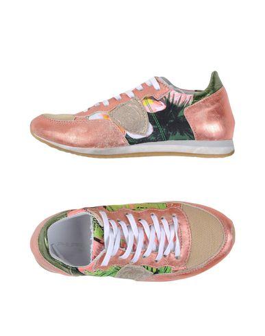 Низкие кеды и кроссовки PHILIPPE MODEL 11125191UQ