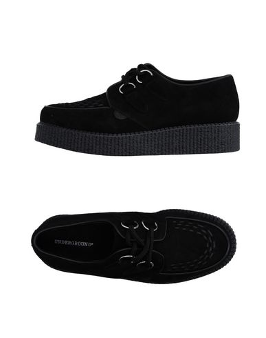 UNDERGROUND Chaussures à lacets homme