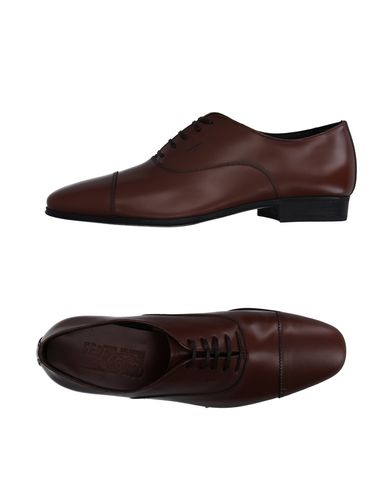 Обувь на шнурках SALVATORE FERRAGAMO 11126272JA