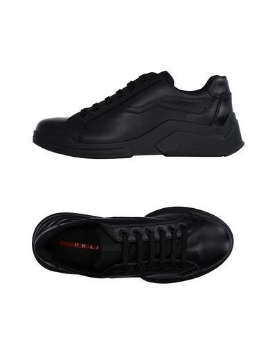 Низкие кеды и кроссовки PRADA SPORT 11129441HP