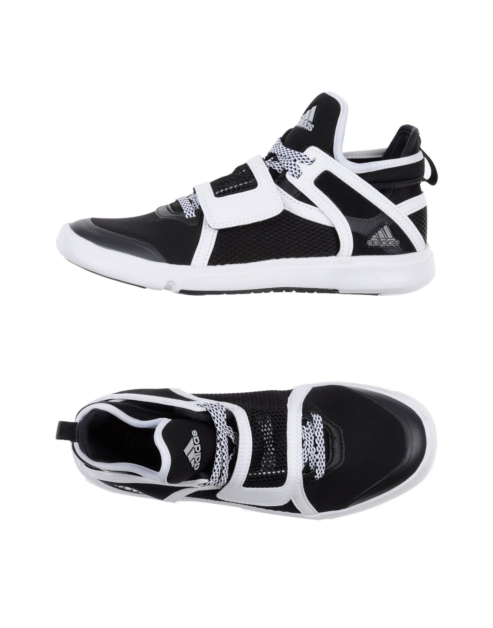 Sneakers & tennis montantes adidas femme. noir....