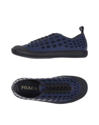 Низкие кеды и кроссовки PRADA 11131737JH