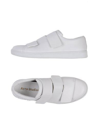 Низкие кеды и кроссовки ACNE STUDIOS 11132067PN