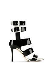 Sandals - SERGIO ROSSI - ZEBRA