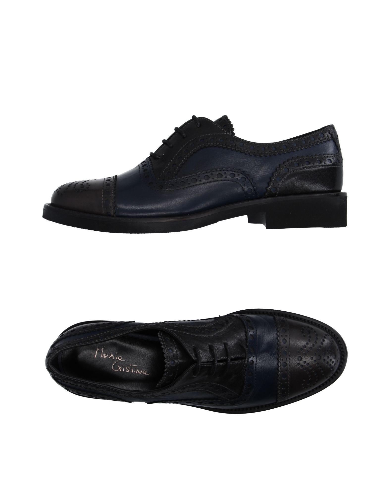 maria cristina female maria cristina laceup shoes