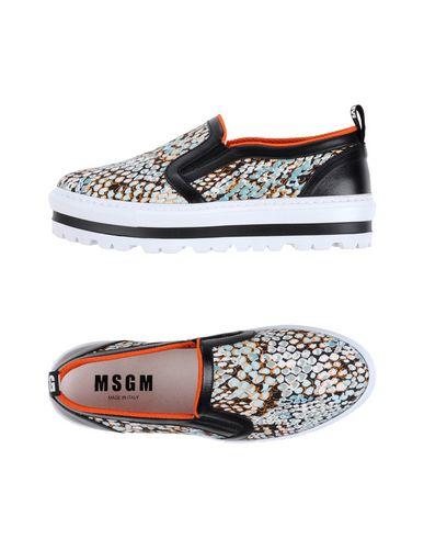 Низкие кеды и кроссовки MSGM 11137932VP