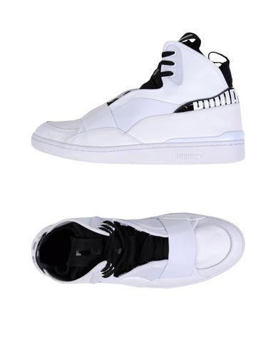 Высокие кеды и кроссовки MCQ PUMA 11139712UM