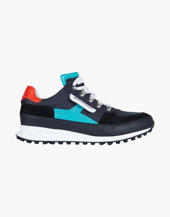 dean goes hiking sneakers shoes Man Dsquared2