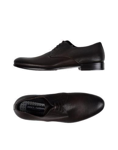 Обувь на шнурках DOLCE & GABBANA 11140059GC