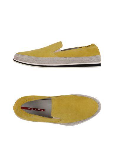 Низкие кеды и кроссовки PRADA SPORT 11142156VE