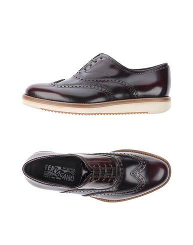 Обувь на шнурках SALVATORE FERRAGAMO 11143859WQ
