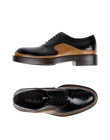 Обувь на шнурках PRADA 11144326XN