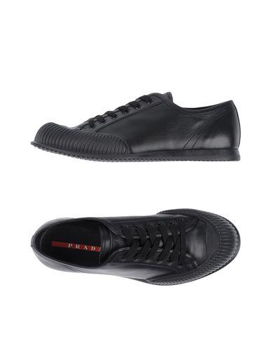 Низкие кеды и кроссовки PRADA SPORT 11144366NM