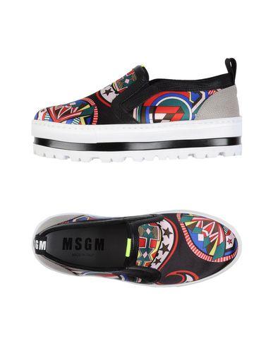 Низкие кеды и кроссовки MSGM 11146421TQ