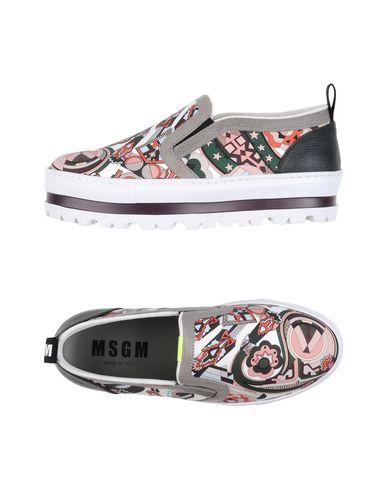 Низкие кеды и кроссовки MSGM 11146436DV