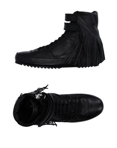 COSTUME NATIONAL HOMME Высокие кеды и кроссовки