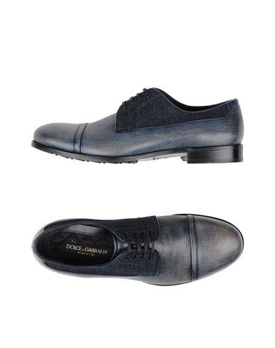 Обувь на шнурках DOLCE & GABBANA 11146860KD