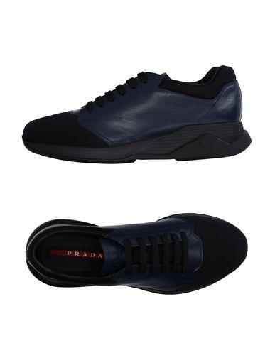 Низкие кеды и кроссовки PRADA SPORT 11147357FK