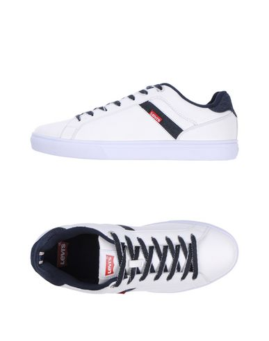 Низкие кеды и кроссовки LEVI'S RED TAB 11147704AN