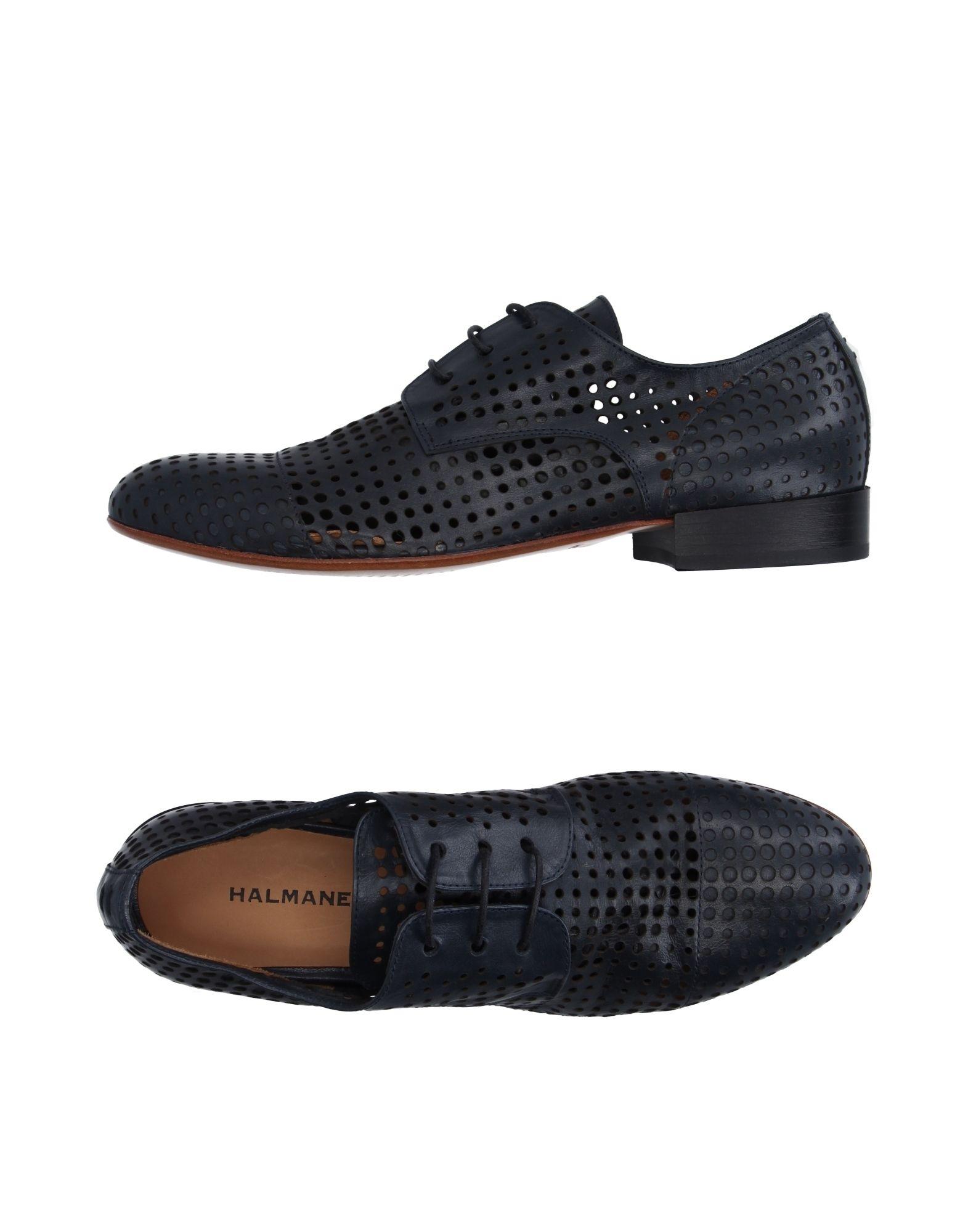 halmanera female halmanera laceup shoes
