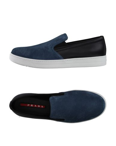 Низкие кеды и кроссовки PRADA SPORT 11148265EC