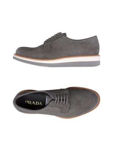 Обувь на шнурках PRADA 11148377PS