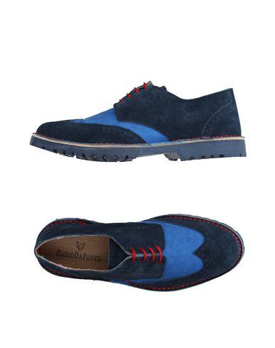 Обувь на шнурках PAOLO DA PONTE 11148728GA