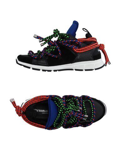 Низкие кеды и кроссовки DSQUARED2 11149111FE