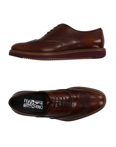 Обувь на шнурках SALVATORE FERRAGAMO 11150130MH