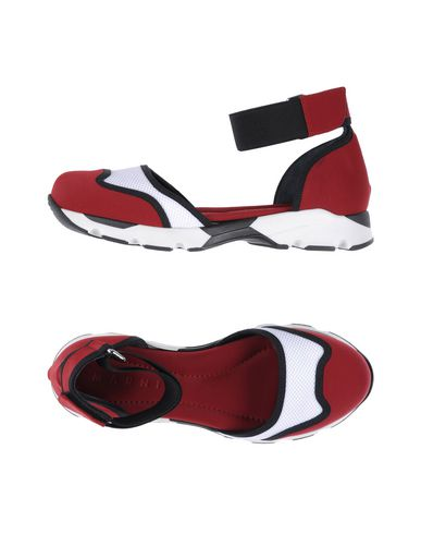 Низкие кеды и кроссовки MARNI 11151293NW