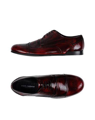 Обувь на шнурках DOLCE & GABBANA 11151671AD