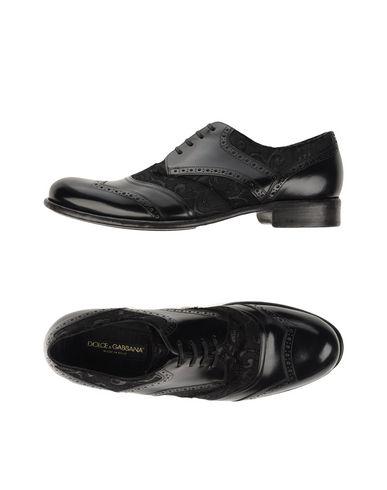 Обувь на шнурках DOLCE & GABBANA 11151729TM