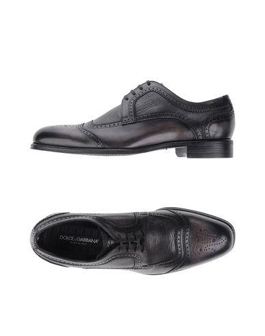 Обувь на шнурках DOLCE & GABBANA 11151830OS