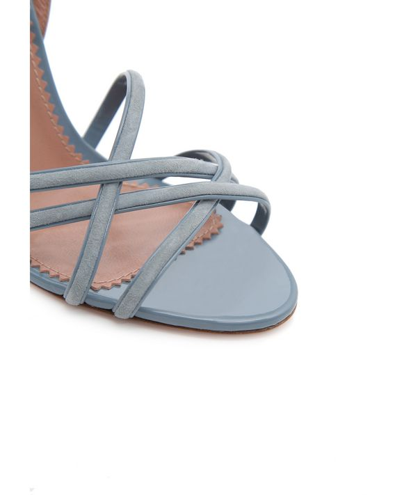 REDValentino MQ2S0896MVM Z78 High-heeled sandal Woman b