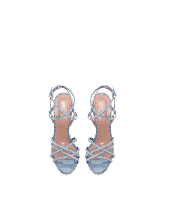 REDValentino MQ2S0896MVM Z78 High-heeled sandal Woman e