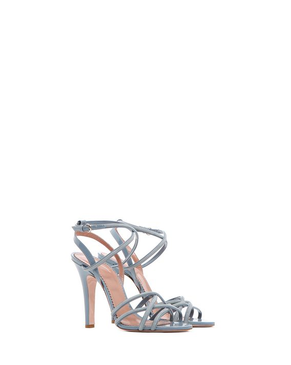 REDValentino MQ2S0896MVM Z78 High-heeled sandal Woman r