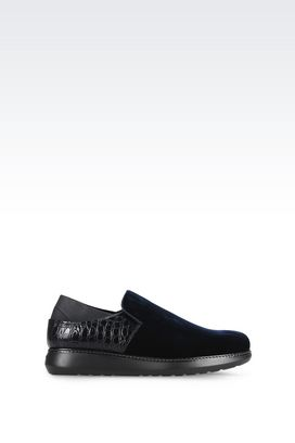 Armani Moccasins Men shoes