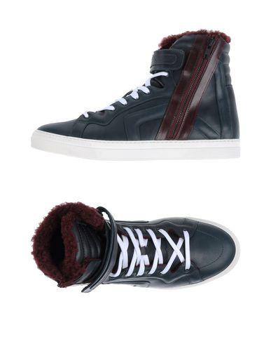 PIERRE HARDY Высокие кеды и кроссовки
