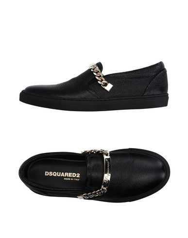 Низкие кеды и кроссовки DSQUARED2 11154943TQ