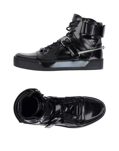 Высокие кеды и кроссовки GUCCI 11156093UU