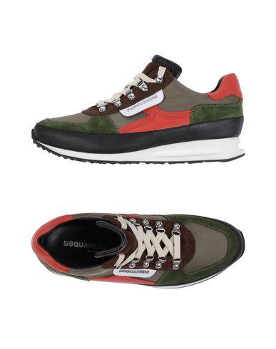 Низкие кеды и кроссовки DSQUARED2 11156145LL