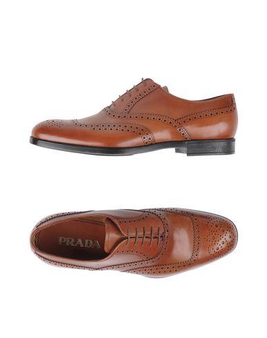 Обувь на шнурках PRADA 11156291EC