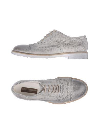 Обувь на шнурках DOLCE & GABBANA 11158052DJ