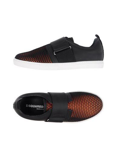 Низкие кеды и кроссовки DSQUARED2 11158730XC
