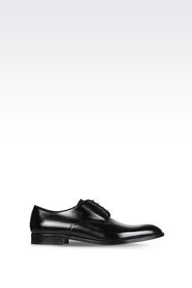 Armani Lace-up shoes Men shoes