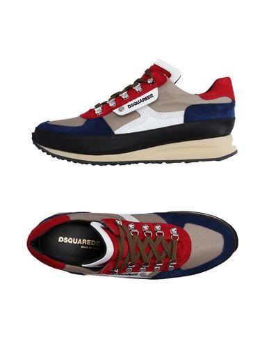 Низкие кеды и кроссовки DSQUARED2 11159571LA